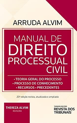 Manual De Direito Processual Civil - 20º Edição