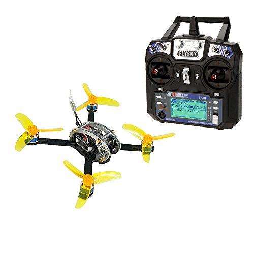 LDARC Fly Egg 130 FPV Racer Drone RTF with Flysky FS-i6 Transmitter PIKO BLX Flight Control