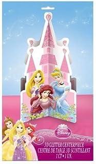 Gran Decoracion Para Centro De Mesa Fiestas De Cumpleaños Princesas Disney