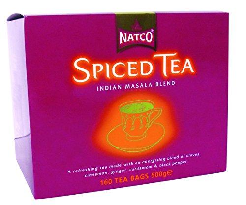 Natco - Té con especias - 160 bolsitas