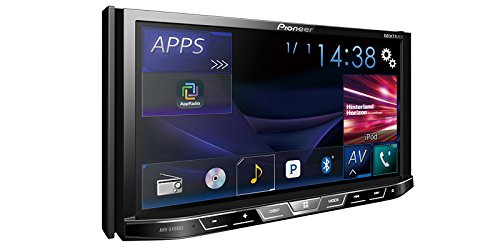 Pioneer AVH-X490BS Double Din Bluetooth In-Dash DVD/CD/Am/FM Car Stereo Receiver...