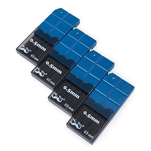 Mr. Pen 0.5 Millimeter Lead Refills for Mechanical Pencils, Pack of 600