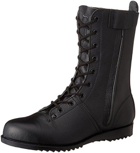 [ミドリ安全] 安全靴 JIS規格 高所作業向け 長編上靴 VS5311NF オールハトメ メンズ ブラック 27.0 cm