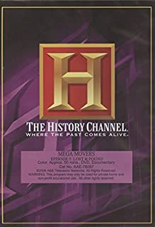 Best mega movers history channel Reviews