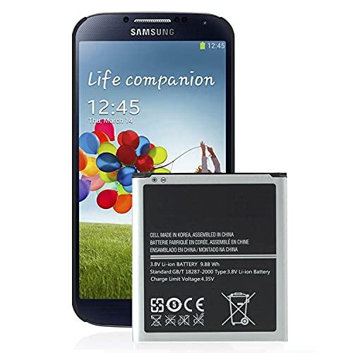 Galaxy S4 Battery,FFOGG 2600mAh Li-ion Battery...