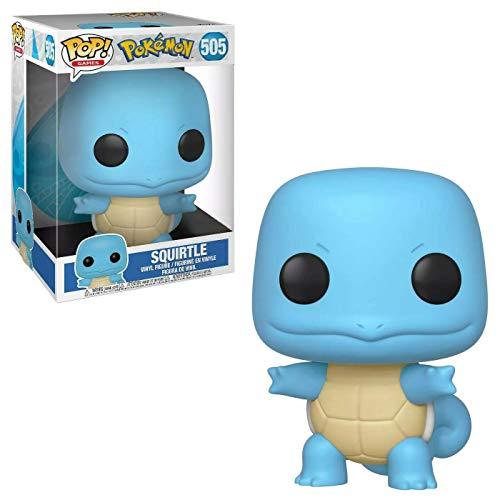 Funko! Pop - 10 Pokemon S1 Squirtle (50561)