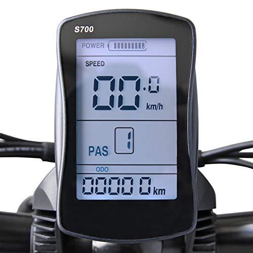 Trekking E-Bike AsVIVA rad 28″ CityBike Bild 5*