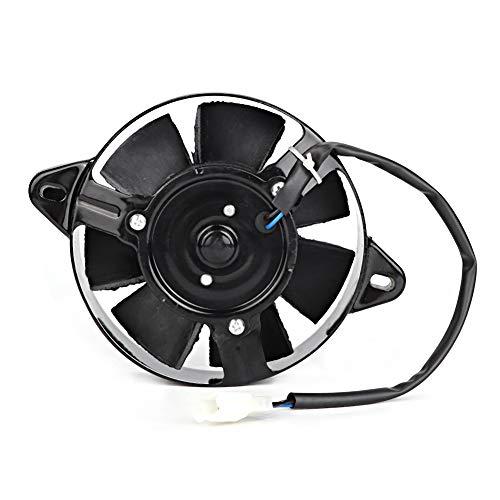 Ventilador de Enfriamiento del Radiador, Ventilador de Enfriamiento Eléctrico del Coche de 6 Pulgadas 150c 250cc Apto para Vehículos Todo Terreno ATV
