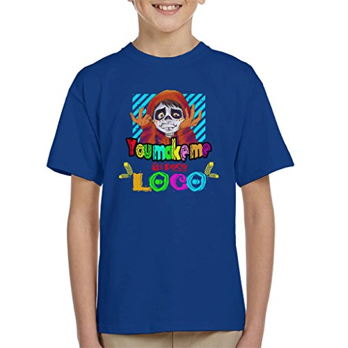 Cloud City 7 Make Me Un Poco Loco Kid's T-shirt