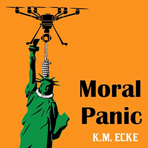 Moral Panic audiobook cover art