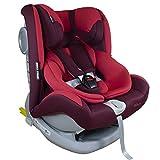 XOMAX S66 Kindersitz mit ISOFIX und Liegefunktion I mitwachsend I 0-36 kg, 0-12 Jahre, Gruppe...