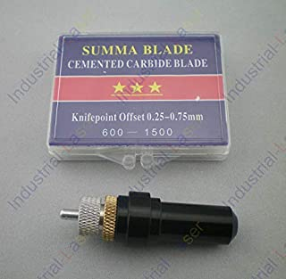 Tool Parts 1pcs HQ blades holder + 5pcs blade 45degree for Summa D Cutter Cutting Plotter