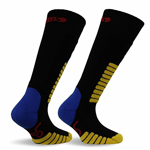 Eurosock Junior Supreme Socks, Black, X-Small