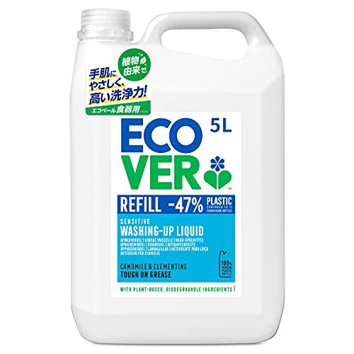 Ecover Lavavajillas Manzanilla Ecover 5 L 5000 ml