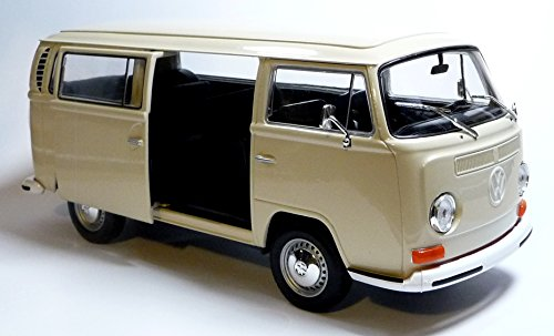 Welly Cars & Co Company 327 793 0 VW Bus T2 72er