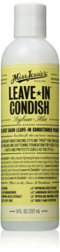 Miss Jessie's Leave In Condish 8 fl.oz/237ml