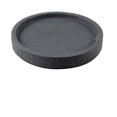Nicole Silicone Mold Cement Round Mould DIY Concrete Coaster Flowerpot Tray Molds