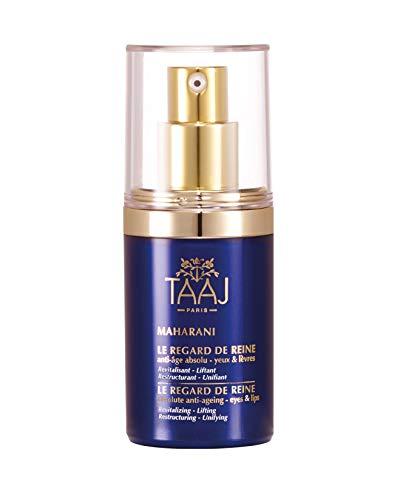 Taaj Le Regard de Reine Maharani Anti-âge absolu yeux et lèvres