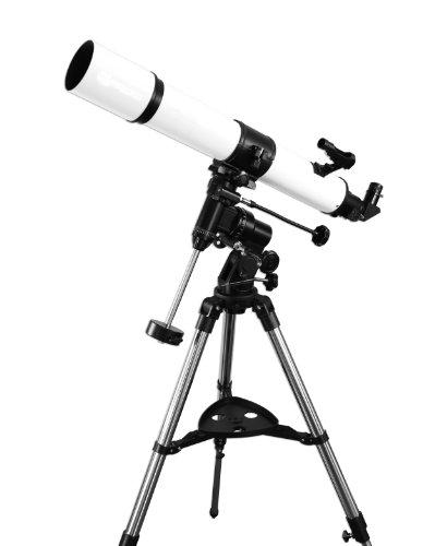 TELESCOPIO RIFRATTORE D. 80 F. 640 STAR NOVEL