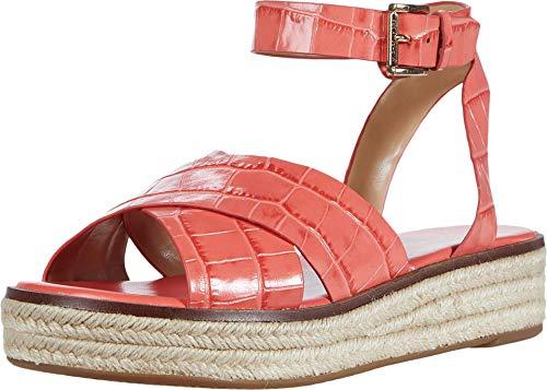 Michael Michael Kors Abbott Sandal Pink Grapefruit 8 M