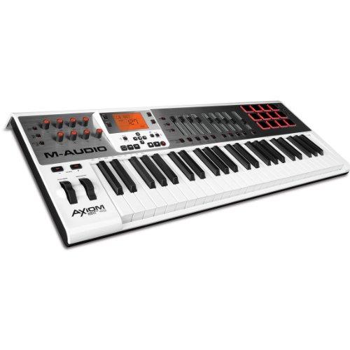 M-Audio Axiom Air 49 Premium Midi Keyboard und Pad Controller
