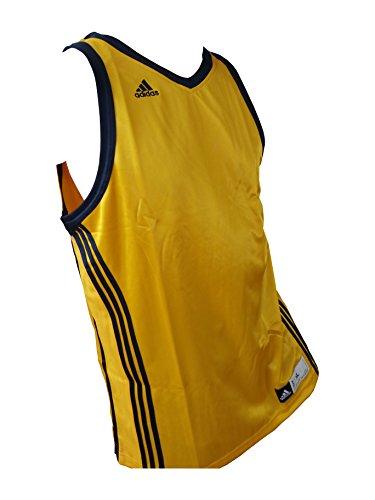 adidas EU Club Jersey Trikot gelb/blau Gr. XL