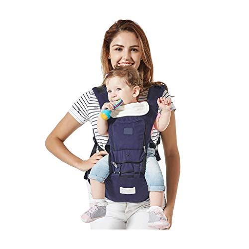 Porte bébé Porte-bébé multifonctions Respirant Bébé assis sur le tabouret de la taille Universel Usage démontable et indépendant (Color : A)