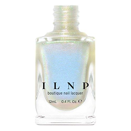 ILNP Moonstone - Blue, Purple, Pink Iridescent Topper Nail Polish