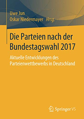 Die Parteien nach der Bundestagswahl 2017: Aktuelle Entwicklungen des Parteienwettbewerbs in Deutschland