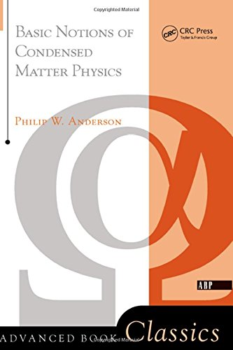 Basic Notions Of Condensed Matter P…