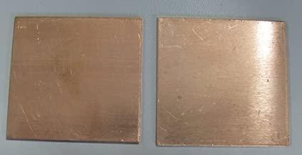 Playstation 3 PS3 Fat Slim Copper Pad Shims Shim GPU CPU Heatsink YLOD Repair