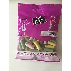 retro sweets pick n mix your own rhubarb & custard straws 60g ( any 20 = free standard shipping ) Retro Sweets Pick n Mix Your Own Rhubarb & Custard Straws 60g ( Any 20 = Free Standard Shipping ) 41ugtkYbMvL