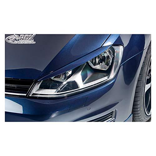 Scheinwerferblenden Volkswagen Golf VII 2012-2017 (ABS)