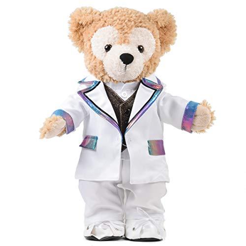 カイト アラフェス 2020 白衣装 青担当 ダッフィー シェリーメイ Sサイズ 43cm 用 衣装 ハンドメイド コスチューム