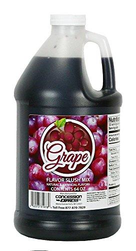 Concession Express Slush Syrup (Grape)