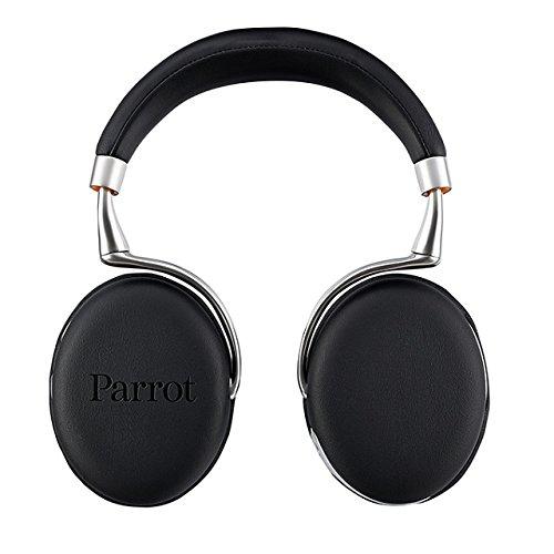 {【国内正規品】Parrot Zik2.0(ブラック) Bluetooth ワイヤレスヘッドフォン PF561030 PF561030(ZIK2BLACK)}
