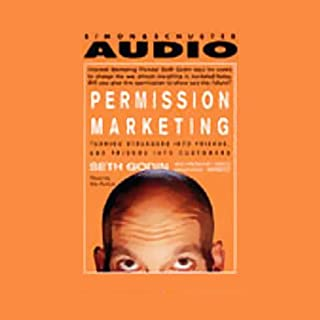 Permission Marketing audiobook cover art