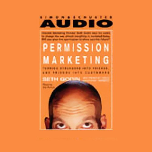 Permission Marketing Audiobook By Seth Godin cover art
