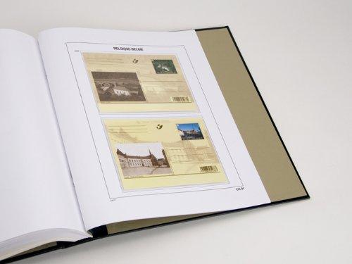 DAVO 21958 Luxus Vordrucke Belgien Postkarten 2008
