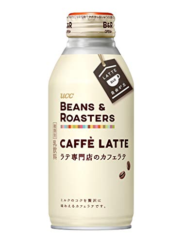 UCC『BEANS&ROASTERSカフェラテ』