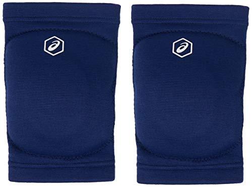 Asics - Volleyball-Knieschoner in Bleu Marine, Größe M