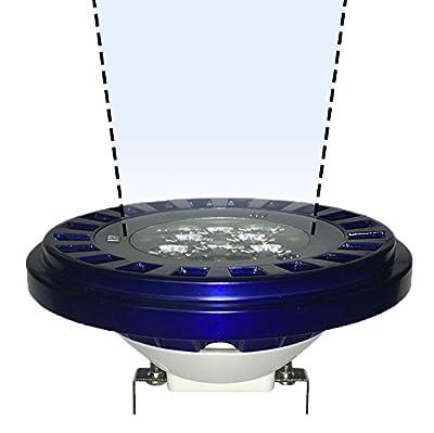 12V 5.9w Dimmable LED PAR36 Light Bulb - 50w Equivalent