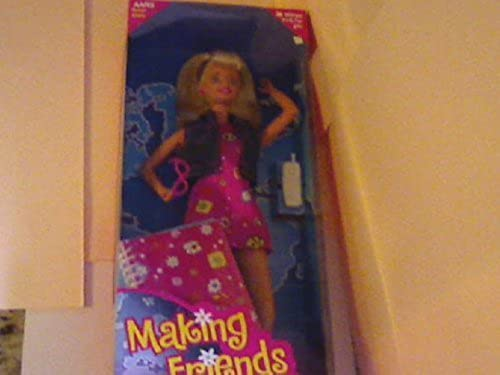 BARBIE  MAKING FRIENDS  AAFES SPECIAL EDITION, 1997 EDITION,  19592, HARD TO FIND, NRFB by Barbie