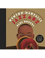 Jazz Abz: An A to Z Collection of Jazz Portraits [With Art Print]