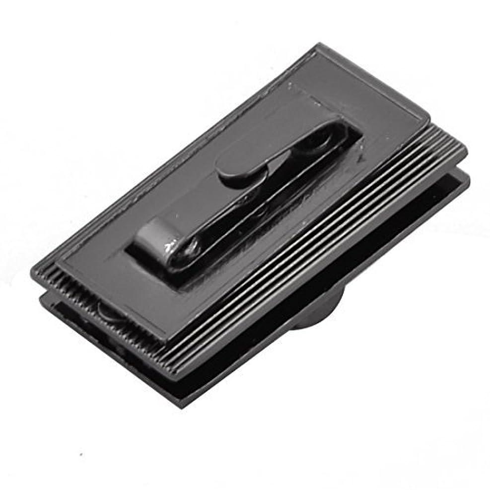 データ秀でる幹ブラックサイズインサイドDealMuxメタル長方形型荷物服ロック1.1×0.43インチ