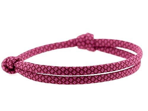 KOMIMAR Surfer Armband DOMENICA - Damen Armband - Mädchen Armband - Schmuck - dezent cool und lässiger Style - Fußband - Geschenkidee - Wichteln - Wichtelgeschenk