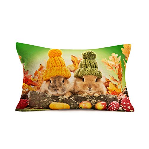Adorable Squirrels pillow case