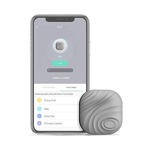 Schlüsselfinder, Evershop Bluetooth Schlüssel Finder GPS Anti-Lost Tracker Handy Key Finder Locator mit APP Wallet Telefonschlüssel Alarm Reminder für Telefon Haustiere Schlüsselbund Brieftasche Usw