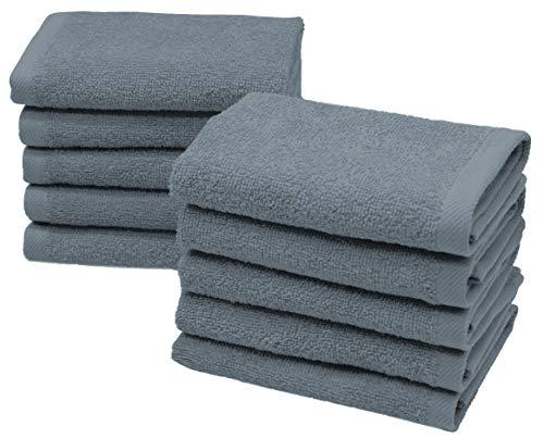 SET 4 tlg bunte Kinder Waschlappen Seiftuch Seiftücher Kinderwaschlappen ÖKO-TEX