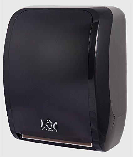 TSK-System Papierhandtücher Handtuch Spender Sensor Schwarz 4100